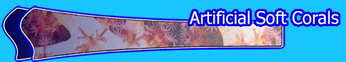 Artificial Soft Corals