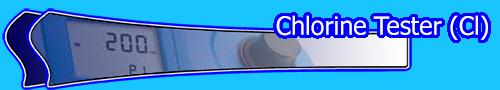 Chlorine Tester (Cl)
