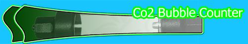 Co2 Bubble Counter