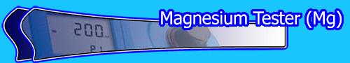 Magnesium Tester (Mg)