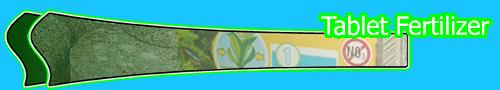 Tablet Fertilizer