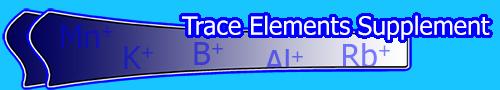 Trace Elements Supplement