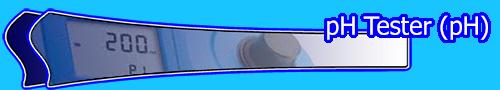 pH Tester (pH)