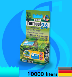JBL (Fertilizer) Ferropol24 10ml (10000 liters)
