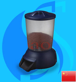 Jebao food timer automatic fish feeder 5000ml for Fish feeder timer