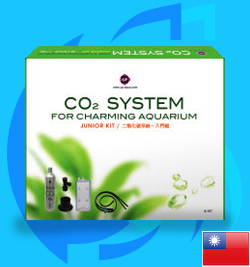 Up Aqua (Co2 Set) Co2 System Junior Kit 100ml (Special Type)