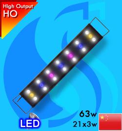 Xilong (LED Lamp) Chanzon LED  60-L 63w Plant (Suitable 24-36 inc)