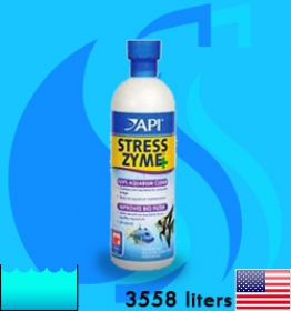 API (Conditioner) Stress Zyme+ 473ml