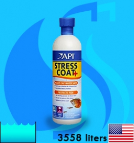 API (Conditioner) Stress Coat+ 473ml