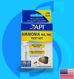 API (Tester) Ammonia Test Kit (130 tests)