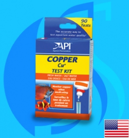 API (Tester) Copper Test Kit (90 tests)