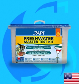 API (Tester) Freshwater Master Test Kit (810 tests)