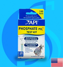 API (Tester) Phosphate Test Kit (150 tests)