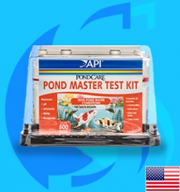 API (Tester) Pond Master Test Kit (500 tests)