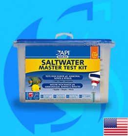 API (Tester) Saltwater Master Test Kit (580 tests)