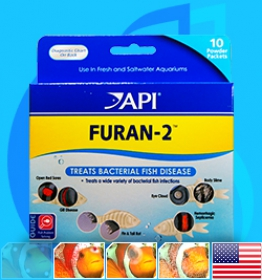 API (Treatment) Furan 2 Powder 50g