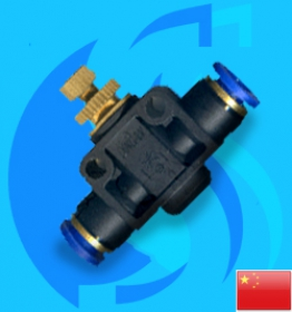 Airtac (Accessory) Speed Control 6mm (1/4 inc)