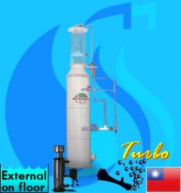 Aqua-Macro (Protein Skimmer) Super Skimmer ASF-222 (40,000 liters)