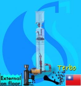 Aqua-Macro (Protein Skimmer) Super Skimmer ASF-333 (10,000 liters)
