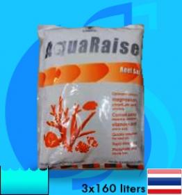 Aquaraise (Salt Mixed) Reef Salt Enhanced Formula Salt   3x6 kg
