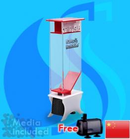 Redstarfish (Filter System) BioPellets Reactor Mini-50 (500ml)