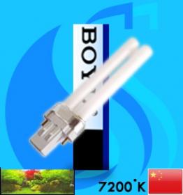 Boyu (PL Bulb) 9w W 8000k