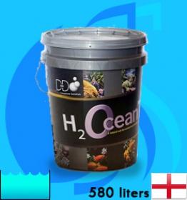 D-D (Salt Mixed) H2Ocean Natural Reef Salt 23 kg