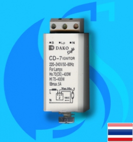 Dako (Lighting) Ignitor CD-7 70-400w