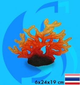 SeaSun DreamMagic (Decoration) Sea Fan Orange FAN-01-O