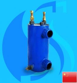Gimleo (Chiller) Titanium Evaporator TIE-2.0 2 HP (4000 liters)