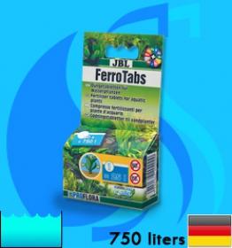 JBL (Fertilizer) FerroTabs 30 tabs (750 liter)