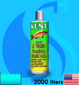 Kent (Salt Mixed) Liquid AF Cichlid Chemistry Cichlid Salts 250ml