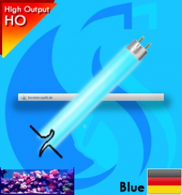 Korallen-Zucht (T5 Bulb) Coral Light Superblue 24w (Blue 450nm)