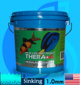 New Life Spectrum (Fish Food) Thera+A Regular Formula 4000ml (2000g)
