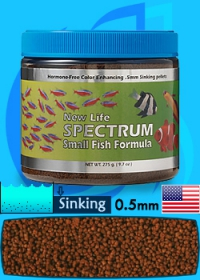 New Life Spectrum (Food) Small Fish Formula 500ml (275g)