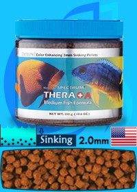 New Life Spectrum (Food) Thera+A Medium Fish Formula  500ml (300g)