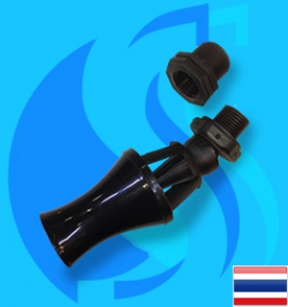 SeaSun (Accessory) Venturi Outlet 12/20 mm