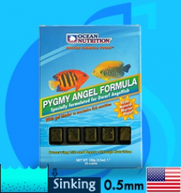 Ocean Nutrition (Food) Frozen Pygmy Angel Formula 100g (5get1)
