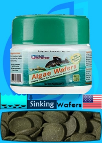 Ocean Nutrition (Food) Algae Wafers 150ml (75g)