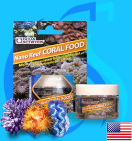 Ocean Nutrition (Food) Nano Reef Coral Food 30ml (10g)