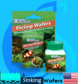 Ocean Nutrition (Food) Shrimp Wafers 30ml (15g)