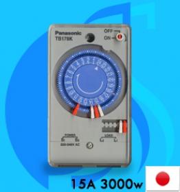 Panasonic (Controller) Timer TB178KE5T (3000w/15A)