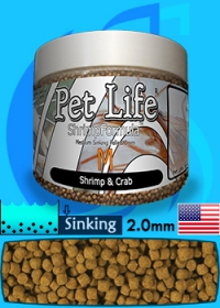 PetLife (Food) ShrimpFormula M  125ml (75g)