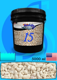 PetLife (Gravel) ReefLifeElite CoralLiveSands15 15mm 5 liters (7 kg)