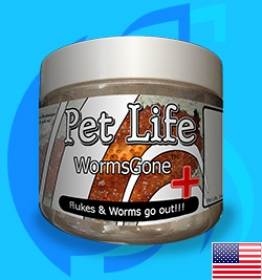 PetLife (Treatment) WormGone 125ml (3g)