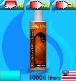 PetLife (Conditioner) FreshwaterLife GoldfishBuffer Concentrated  250ml