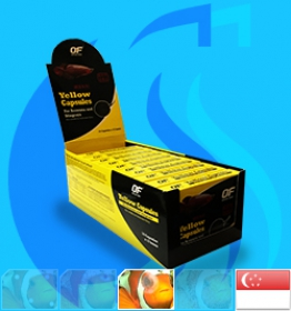 Qian Hu (Treatment) OceanFree Yellow Capsules 12x10 capsules