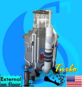 RK2 (Protein Skimmer) RK2000PE (500,000 liters)