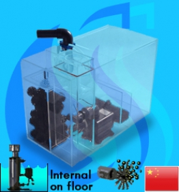 Reef Octopus (Sump) FS-400 with skimmer (800 liters)