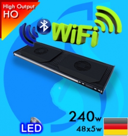 Spectra (Led Lamp) AquaHelios M018 R 60 240w Wifi Reef (Suitable 24-36 inc)